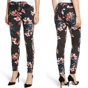 7 for all mankind Floral-Print Women's pants